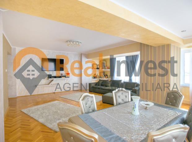 Actualizare pret! Apartament deosebit cu 3 camere, 160 mp pe Faleza Dunarii