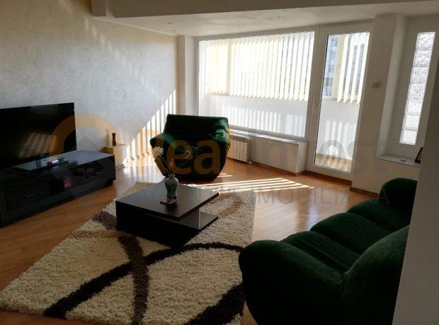 Inchiriez apartament de lux cu 2 camere mobilat si utilat  Mazepa 2