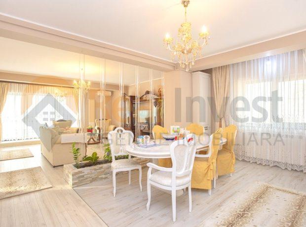 Vanzare penthouse deosebit cu 4 camere, 153mp