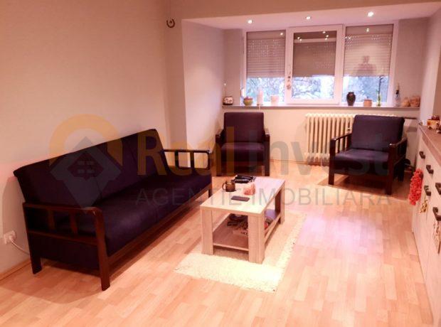 De vânzare ap 3 camere, open space, Țiglina 3