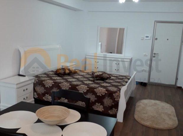 De închiriat apartament cu 1 cameră, mobilat și utilat, et. 4 din 5, bloc nou în Mazepa