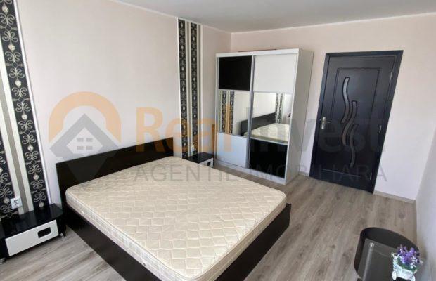 De vânzare 1 cameră mobilată și utilată Țiglina 1 la A-uri
