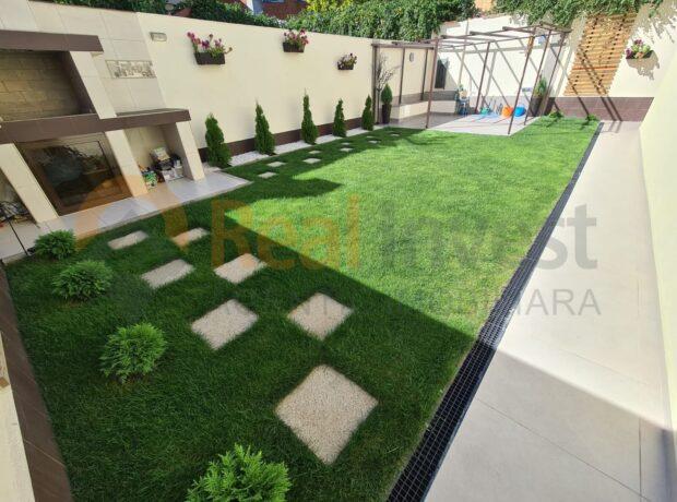 De vânzare casă nouă, mobilată și utilată în Mazepa 2