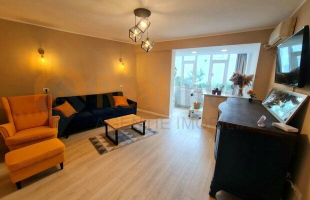 De inchiriat apartament 2 camere mobilat si utilat nou in Mazepa